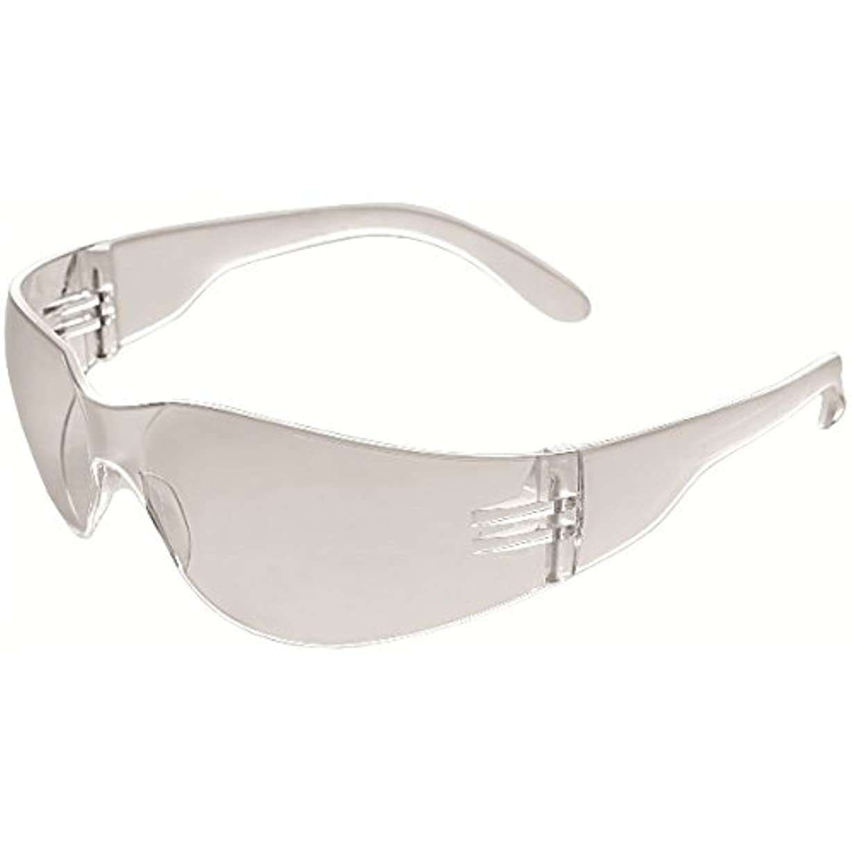 ライフルピンロック解除(Clear Lens) - ERB 17940 iProtect Safety Glasses, Clear Frame with Clear Lens