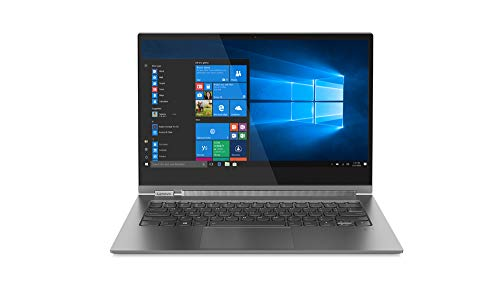 Product Image 1: Yoga C930 2-in-1 13.9″ Touch-Screen Laptop – Intel Core i7 – 12GB Memory – 256GB Solid State Drive – Iron Gray