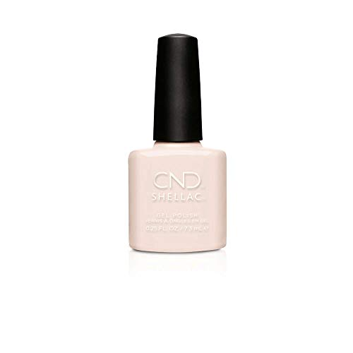 Cnd Shellac Naked Naivete Esmalte Gel - 7.3 ml