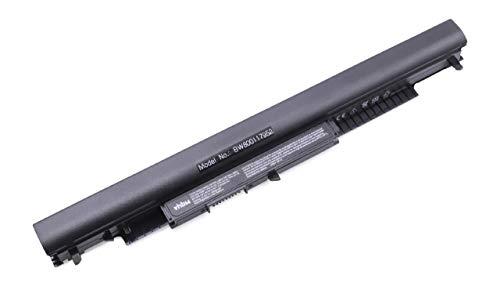 vhbw Akku Ersatz für HP 807612-421, 807612-831, 807956-001, 807957-001, HS03, HS03031-CL, HS04 Laptop Notebook - (Li-Ion, 2600mAh, 14.8V, schwarz)
