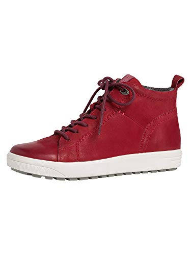 Jana Damen 8-8-25202-25 533 Sneaker JAR, Recycled PET, Removable Sock, Relax, Soft Flex