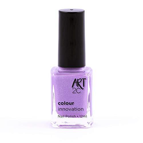 Art 2C Baby Purple Colour Innovation - klassischer Nagellack - 96 Farben, 12 ml, Farben: 536