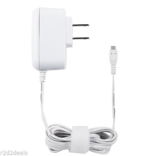 Shira TM Ac Power Adapter Charger for Infant Optics DXR-8 DXR8 Baby Monitor/Parent Unit. White USB Style Plug.