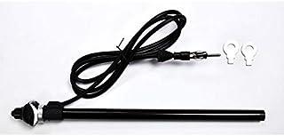 Juice Car Audio JCAT 015 Ersatz Antenne, universal mit schwarzem Mast
