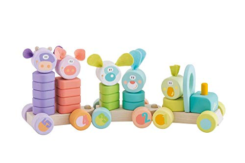 Trudi- Costruzioni, Multicolore, 82995
