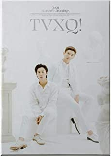 TVXQ! - 2021 SEASON'S GREETINGS/東方神起 シーズングリーティング (公式フォトカード付き)
