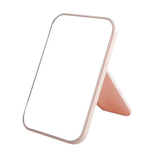 Spiegel Kosmetikspiegel Taschenspiegel Tischspiegel Standspiegel Schminkspiegel Make up Spiegel 20.5x13.5cm