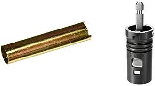 Moen 14272 Cartridge Retainer Removal Tool for 2 Handle Cartridge with Moen 1234 Duralast Two Handle Replacement Cartridge