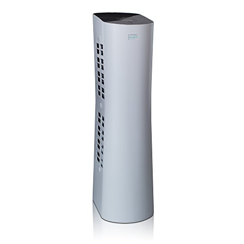 Alen Paralda Dual Airflow Tower Air Purifier Smart Bundle to Remove Allergies, Mold & Bacteria,...