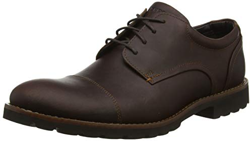 Rockport Sharp & Ready Channer Cap Toe