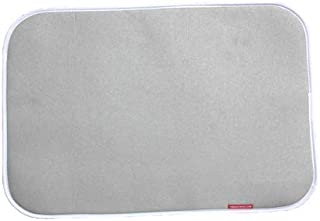 TheQuiltMate - Premium Ironing Pad, Designed Especially for Quilters and Crafters, Classic, Silver, 14 in x 17 in
