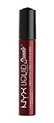 NYX Cosmetics Liquid Suede Cream Lipstick Cherry Skies