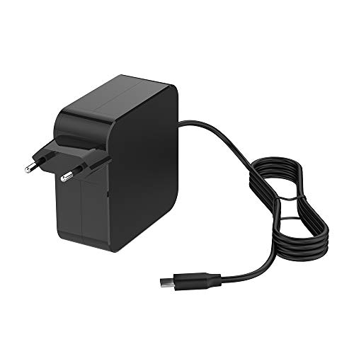 BENSN 65W PD Type-C Universal Laptop Charger Compatible with AsusX555 X555Y X555YA X555C, Lenovo IdeaPad 510, 320 320S 330 330S, HP, Acer, etc.