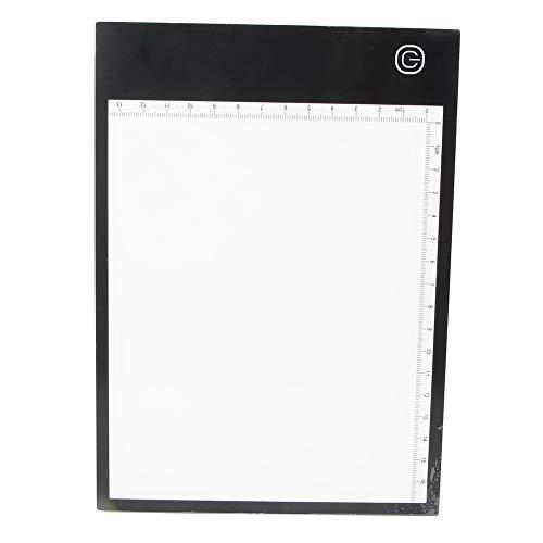 Tablero de Caja de luz de Seguimiento LED, Mini Tablero de Copia Delgado portátil, luz Suave Que Protege los Ojos para el Dibujo de caligrafía