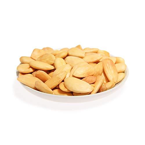KERNenergie Premium Mandeln (blanchiert & geröstet) ohne Haut und Schale   1kg (2x500g) frisch auf Bestellung geröstete Mandeln aus Spanien   knackige Mandeln in Premium-Qualität