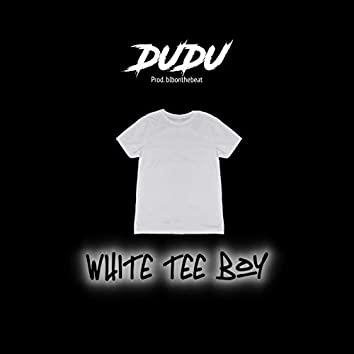 White Tee Boy