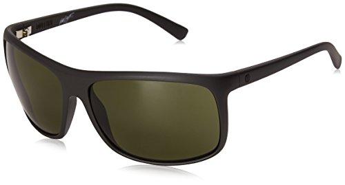 Electric Visual Outline Matte Black/OHM Grey Sunglasses