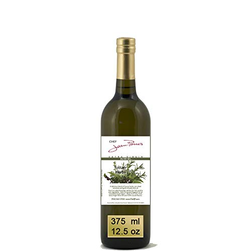 100% Naturally Infused Tuscan Herb Olive Oil 375Ml (12.5Oz)