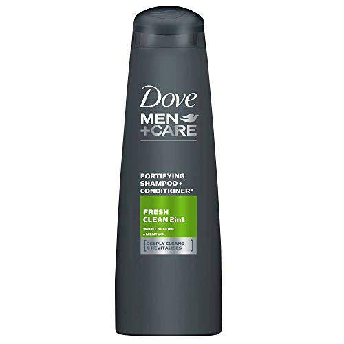 3er Pack - Dove Shampoo Men - Care Fresh Clean 2in1-250ml
