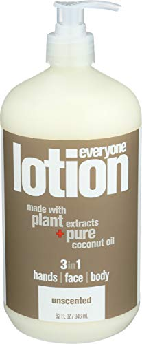 Everyone Body Lotion, Unscented,32 Fl Oz (Pack of 1)