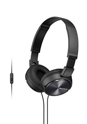 Sony MDR-ZX310AP Kopfhörer (Freisprechfunktion) Schwarz