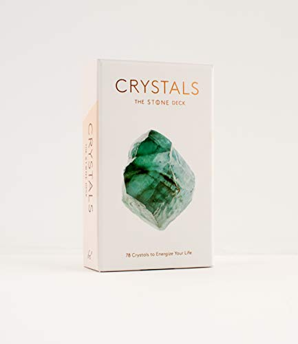 The Stone Crystals Deck: 78 Crystals to Energize Your Life