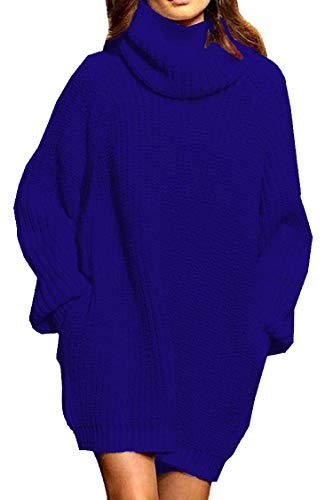Natsuki Long Sleeve Turtleneck Thick Knitted Pullover Sweater