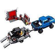 Building Kit Lego Speed Champions 75875 Ford F-150 Raptor & Ford Model A Hot Rod