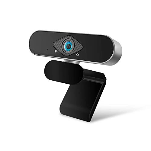 Allwin Webcam with Microphone,for Desktop Laptop Computer FHD 1080P Web Camera,USB Plug And Play,Compatible Youtube Windows/Mac OS,for Live Streaming,Recording,Gaming