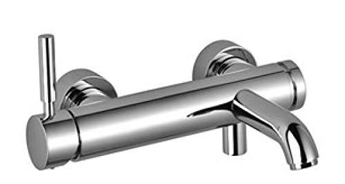 Wannen-Einhebelmischer META.02 190mm 33.200.625. für Wandmontage chrom ohne Garn., 332006, Dornbrach