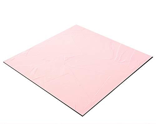 Bresser - Fondo para fotografía (40 x 40 cm), Color Rosa Pastel