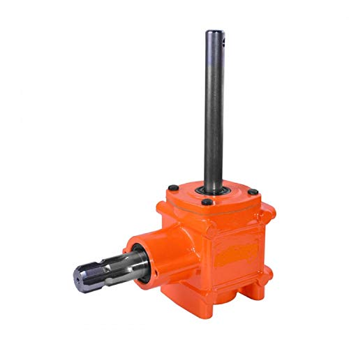 Getriebe für Düngerstreuer Zapfwellenantrieb, Zapfwellengetriebe Traktor Zapfwelle Traktoren Getriebe Winkelgetriebe Agrar