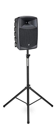 LD-Systems Road Buddy 10 Lautsprecher Set (akkubetriebene Aktivbox inkl. Pronomic Boxenstativ)