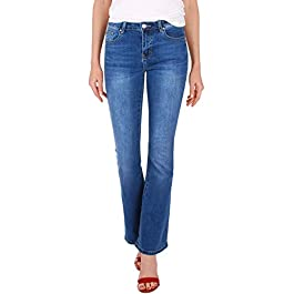 Fraternel Jeans Donna Bootcut Stretch Vita Normal
