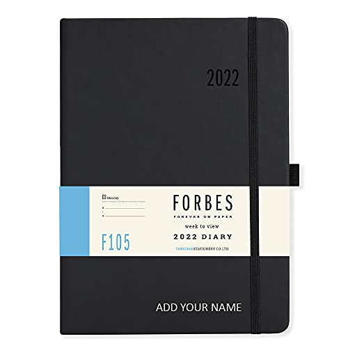 Forbes Classic 2022 A5 Week to View...