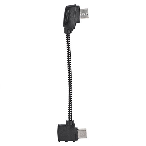 DJI Mavic Pro Datenkabel, Drohne Fernbedienung auf Android Phone/Tablet Datenkabel mit USB Anschluss(for Android Mobile Phone)
