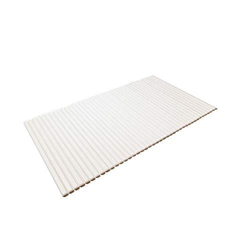 東プレ シャッター式風呂ふた ホワイト 80×139cm W14