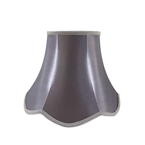 SACYSAC Pantalla de Tela del Palacio, Onda de Encaje a Mano Encaje Retro Dormitorio Sala de Estar lámpara lámpara,D
