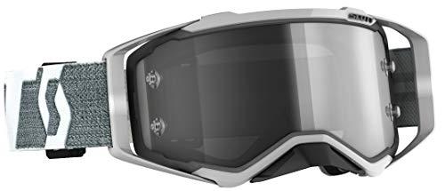 Scott Prospect LS MX Goggle Cross/MTB Brille grau/Light Sensitive grau Works
