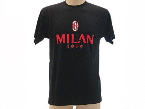 T-Shirt Milan - Maglietta Ufficiale Milan, S (Adulti)
