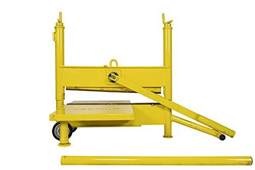 Elemento de corte Orit con roller, altura de corte de 10-400 mm, ancho de corte de 650 mm