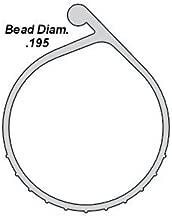 P-Bulb Bottom Weather Seal - Fits Overhead Door Models (16'4