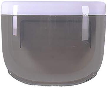 LLQM Wandmontage waterdichte weefsel doos niet nodig om punch roll papier extractie universele weefsel rek waterdicht en vochtbestendig