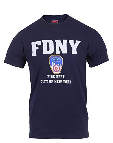 Tee Shirt FDNY Licence