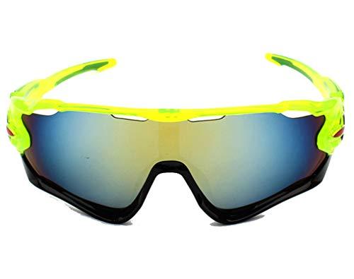 AILINSHA Gafas de Sol polarizadas Gafas Gafas Gafas Green