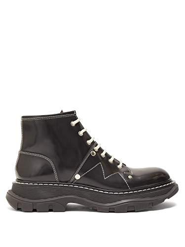 Alexander McQueen Tread Black Boots New/Authentic FW20 (5.5, Numeric_5_Point_5)