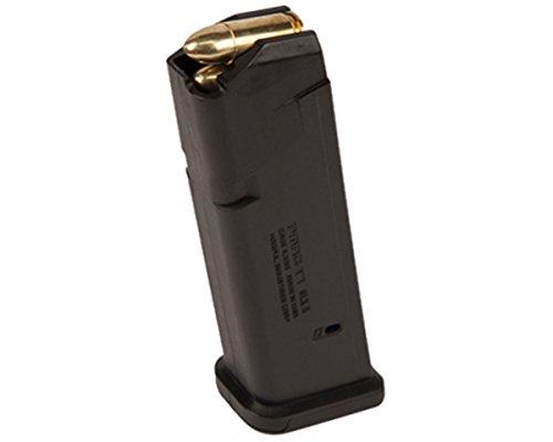 Magpul Men's PMAG 17 GL9-Glock G17 9x19mm Parabellum, Black, universal