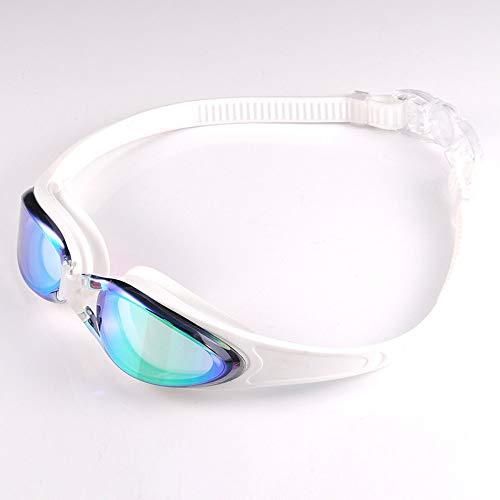 Zwembrillen | Zwembrillen voor Mannen Vrouwen Volwassenen - Beste Niet Lekken Anti-Fog UV Bescherming Clear Vision