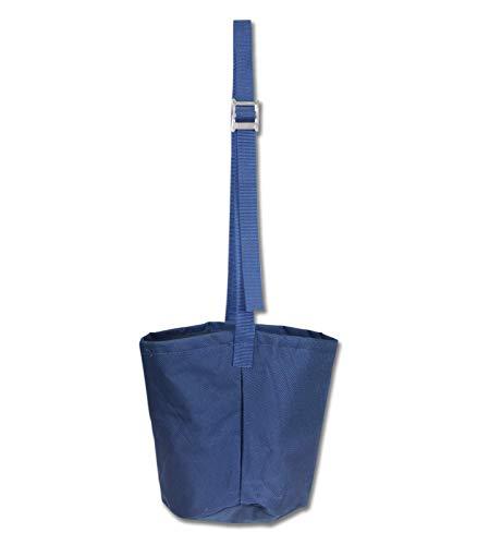 Waldhausen Freßbeutel, blau