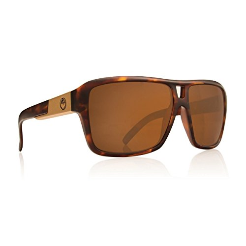Dragon DR The Jam 1 Monturas de gafas, Marrón (Matte Tort Bronze), 69.0 Unisex Adulto